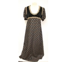 Quad Vintage Dress Black Size: 12