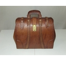 Gladstone style Travel Bag Tan Size: One size