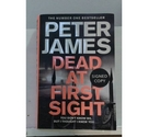 Dead at first sight - Signed Copy