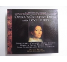 Opera's Greatest Divas and Love Duets. 2CD DeLuxe edition