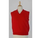 Brooks Brothers Cashmere Vest Red Size: M