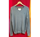 Jasper Conran Long Sleeved Jumper Grey Size: M
