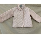 Benetton Coat Pink Size: 6-9 months