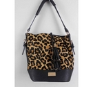 Dune Bucket / Tote Bag Animal Print Size: One size