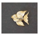 Angel Fish Brooch
