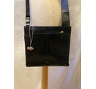 Radley Leather across the body bag Black Size: M