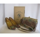 Lucalsax Vintage Shoes and Bag Multi-coloured Size: One size: regular