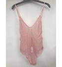 Fiorucci Brand New Lace Body Pink Size: M