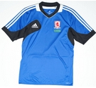 Adidas Middlesbrough FC Top Blue Size: XL