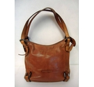 Coccinelle Brown Handbag in Tan Size: One size
