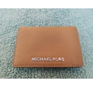 Michael Kors Wallet/Card Holder Brown Size: One size