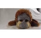Russ Berrie Gordon Monkey Plush Orangutan Pop Eyes