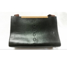 Orla Kiely for Autograph Leather Handbag in Black and Brown Size: Not specified
