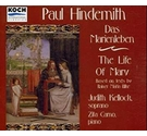 Paul Hindemith - Das Marienleben - The Life of Mary