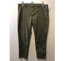 Mantaray Straight fit jeans Green Size: 40""