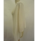 WHISTLES MILL HILL SHOP WATERFALL CARDIGAN IVORY CREAM Size: S