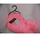 F&F Scarf Pink Size: one size