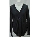 Levi Strauss & co Cardigan Black Size: XL