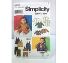 Simplicity Sewing Baby's Outfit in Five Sizes