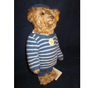 STEIFF Classic 1907 Teddy Bear Blue Sweater NEW with TAG