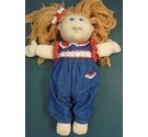 Cabbage Patch Kid - Blue Eyes - 2004