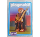 Playmobil 3631 Wandering Monk / Friar Tuck - Boxed, Complete