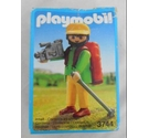 Playmobil 3744 Hiker With Camcorder - Boxed, Complete