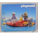 Playmobil 3772 Scuba Divers and Boat set - Boxed