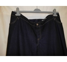 M&S Collection Maternity Jeans with Panel, Indigo Size: XXL