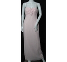 BNWT Wtoo Full length bridesmaid dress light pink Size: 8