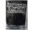 Skulduggery Pleasant: The Dying of the Light Signed