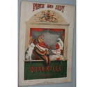 Punch and Judy Quadrille, by H. S. Roberts. Hand coloured title. Circa 1860-70