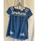 Mini Boden Tunic blue Size: 9 - 10 Years
