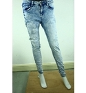 New Look Super Skinny Jeans Blue Size: 32""