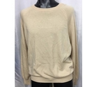 Callaway Golf 100% Cashmere -honey beige- long sleeve jumper - M Callaway Golf Collection - Size: M - Beige