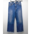 Fiorucci cropped flare jeans Blue Size: 27""