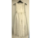 Wedding Collection Size 10 Years Bridesmaid Dress Off-White Size: 9 - 10 Years
