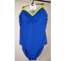 M&S Collection Swimsuit Blue Size: 22
