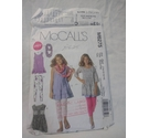 McCall's Sewing Pattern (2011) M6275 11 pieces