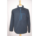 RAB quarter zip fleece grey Size: M