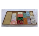 Rare Vintage 1936 MONOPOLY Gold Edition Board Game