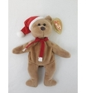 TY Christmas Bear 1997 Teddy