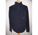 Next Quarter Zip Jumper navy Size: L