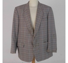 Odermark Tailored Jacket Light Grey Size: XL