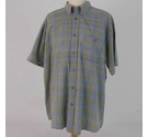 Orvis Short-Sleeved Shirt Carolina Blue Size: XL