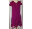 ID X Long Party Dress Pink Size: 14 - 15 Years