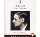 Four Quartets, T. S. Eliot, Read by Ted Hughes, Faber Penguin Audiobook Cassette