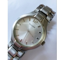 Accurist analogue watch silver Size: large