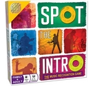 Spot the Intro board game from Cheatwell games