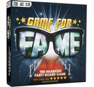 Game for Fame: the hilarious party board game.